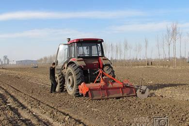 山东省2015年农机深松整地作业补助实施方案