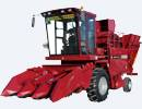 【新品解析】勇猛4YZ-3R自走式玉米收获机
