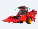 【新品解析】天人4YZ-4A(TR9988)自走式玉米收获机
