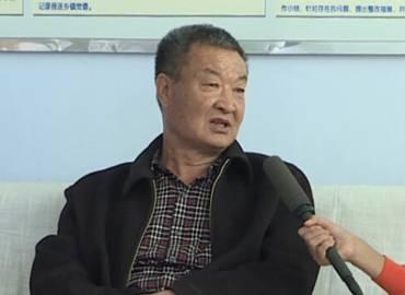 专访集贤县胜利农机专业合作社理事长 刘殿生