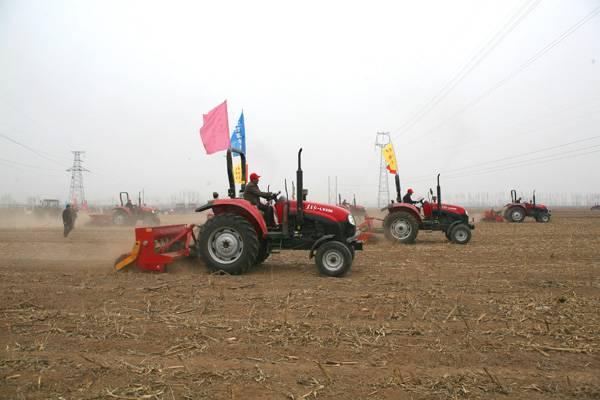 山西省2016年农机购置补贴资金3.45亿元