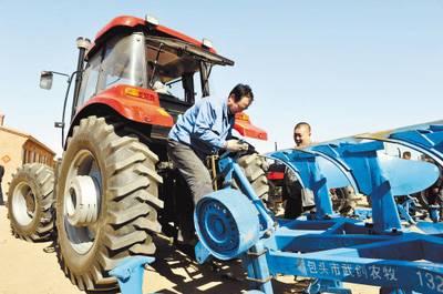 农机补贴引入第三方 奖惩有依据