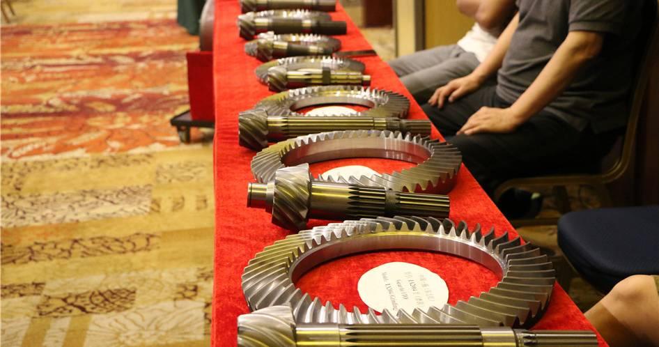 南京兴农齿轮制造有限公司产品展示