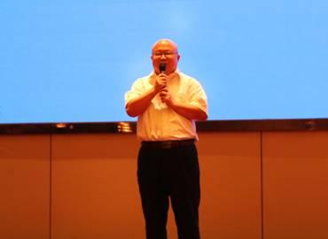 农机360网总裁吴克铭解读互联网如何助推农机化发展