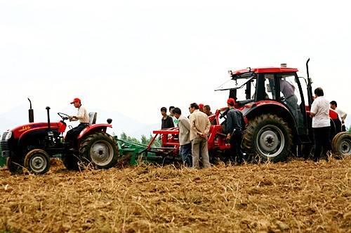 加大扶持力度 补齐农机化发展短板