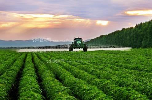 解读:六大举措推进农业现代化