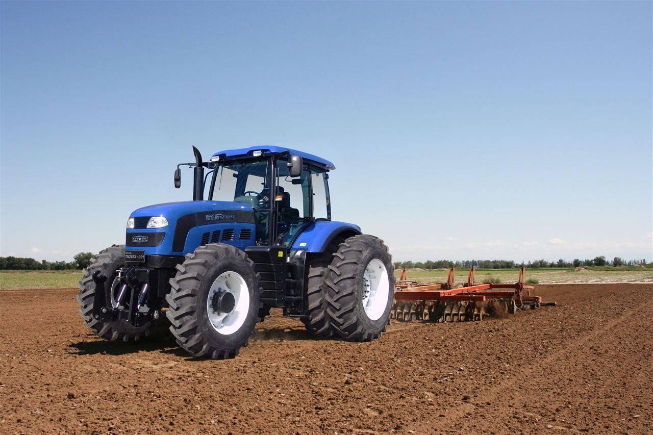 全国农业机械化发展第十三个五年规划