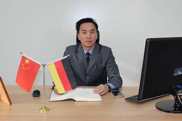 专访LEMKEN农业机械(青岛)有限公司 总经理 赵鹏