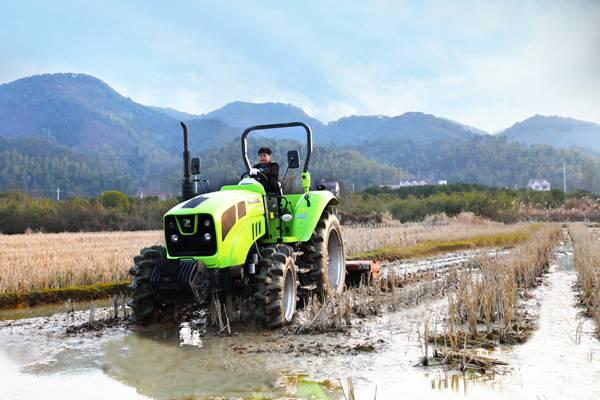 选择中联RH1004水田拖拉机的十大理由