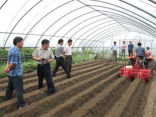 山西省推进丘陵山区农机化发展(2016—2020)规划