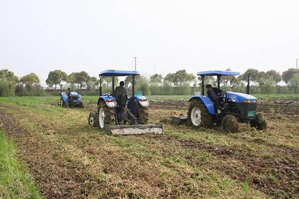 上海市召开2017年农机购置补贴工作会议