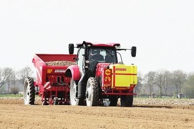 欧洲马铃薯精准农业田间日将于9月举行