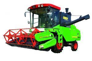中国收获4LZ-6A自走轮式谷物联合收割机