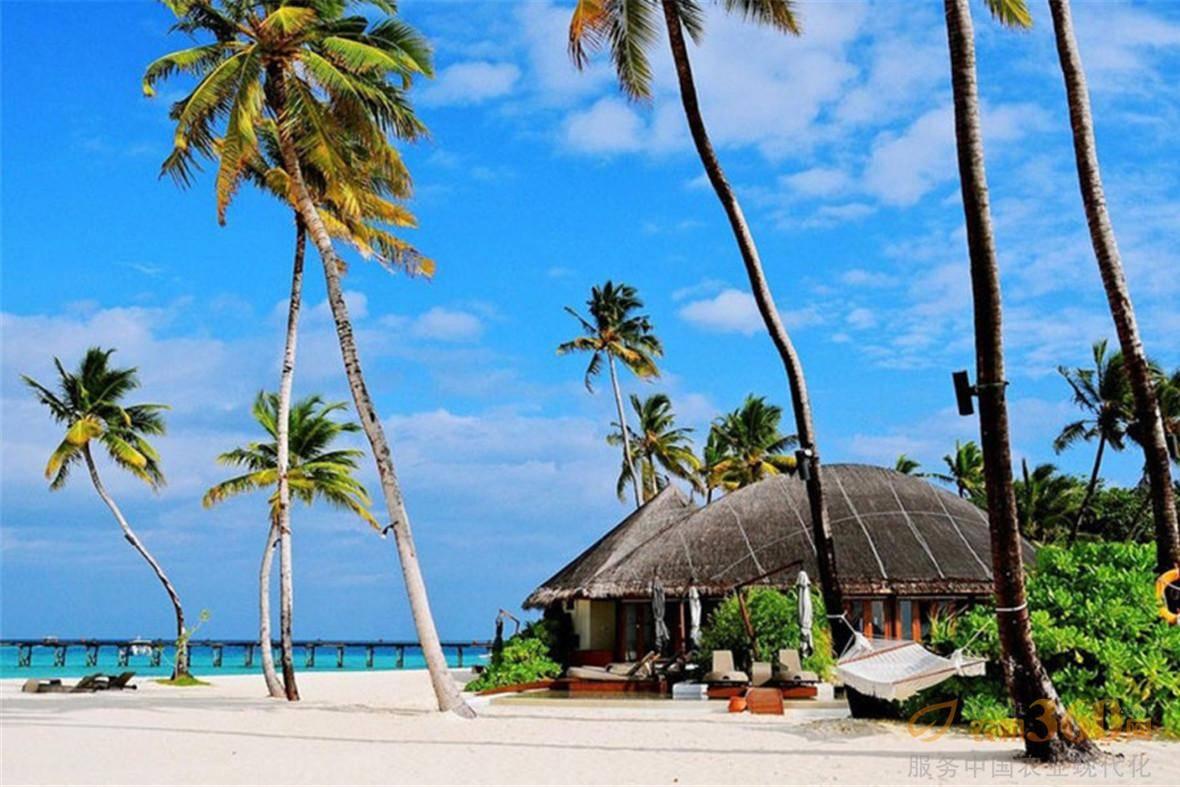全球七大浪漫海边小木屋