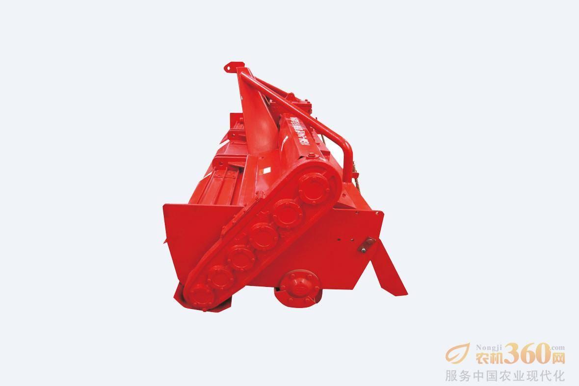 东方红1GM-210双轴灭茬旋耕机,该机型工作过程中传动轴夹角小,传动效率更高,传动轴可靠性更好;加强型整体刚性机架,强度高,刚性好,抗变形能力强;旋耕刀轴分体式刀轴,具有拆装方便,售后服务快捷、便利、成本低;刀座采用拥有专利技术的加强型冲压焊接式刀座,彻底解决了传统刀座容易开裂和脱焊丢失的问题。