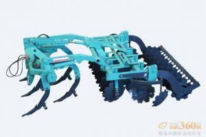 东方红纳迪1SZL-250联合整地机,是中国一拖集团有限公司与意大利纳迪公司联合开发的为大马力拖拉机配套使用的机具产品。该机结构合理,性能优越,整机技术处于世界先进水平。可以实现深松、碎土、平整土地等功能,是实现保护性耕作的理想机具。