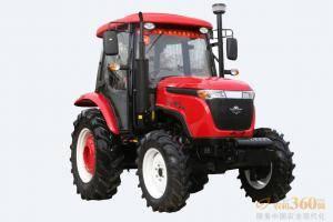 五征WA554轮式拖拉机,是五征集团与AVL共同研发的全新产品。是国内同马力段首款采用同步器换挡技术的产品。产品性能优越,技术先进,结构紧凑、操纵方便、舒适、低震动、低耗油等特点,是用户农田作业、运输等首选理想机型。