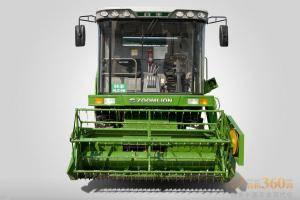 26项技术改进,优化卸粮筒结构、筛箱驱动轴、脱粒滚筒轴、第一分配搅龙轴等,提高整机可靠性。