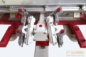 宽窄行高速回转体,使用双栽植臂,速度快,效率高,不伤苗,缓苗快。