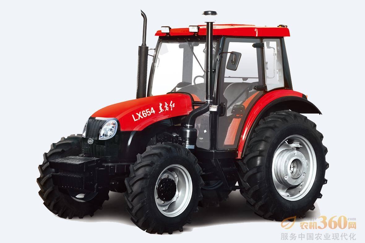 (15/28)东方红lx900轮式拖拉机(16/28)东方红lx904轮式拖拉机(17
