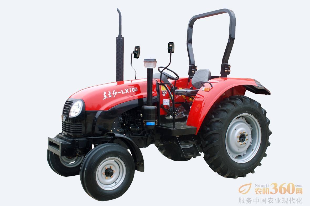 东方红LX700轮式拖拉机
