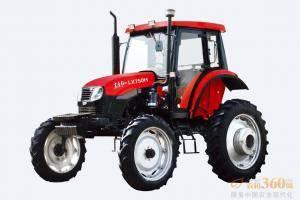 东方红LX750H轮式拖拉机,是一拖公司在吸收国外先进技术的基础上,根据市场需求开发的高地隙拖拉机,该产品地隙高达840mm,可用于棉花、玉米等的中耕作业和喷药等田间管理。