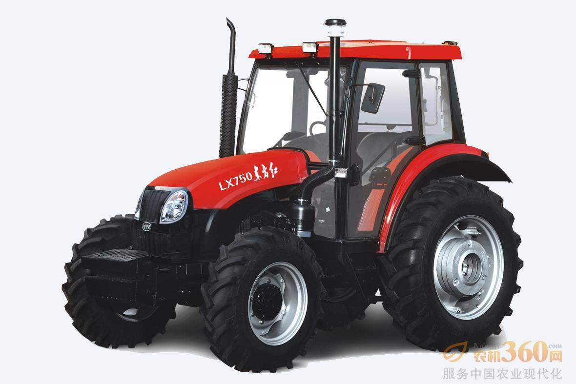 东方红LX750轮式拖拉机