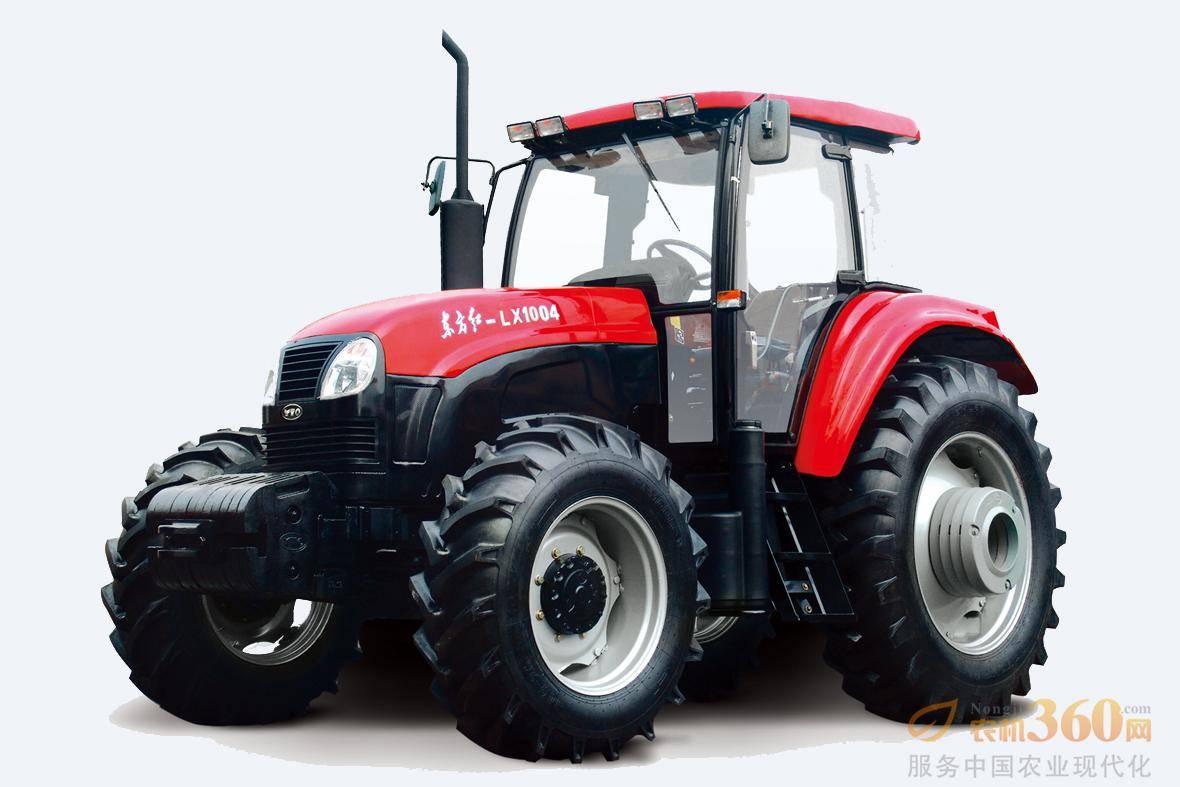 东方红LX1004轮式拖拉机
