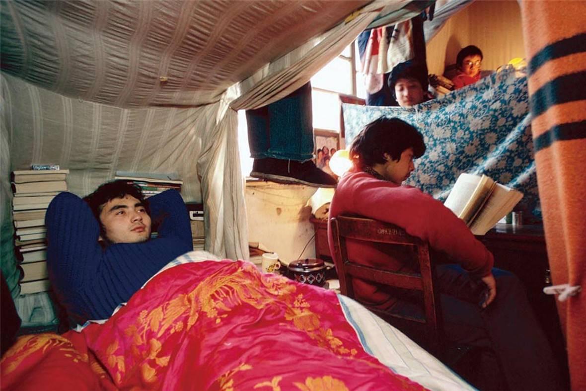 1987,北京,北京大学宿舍.图片