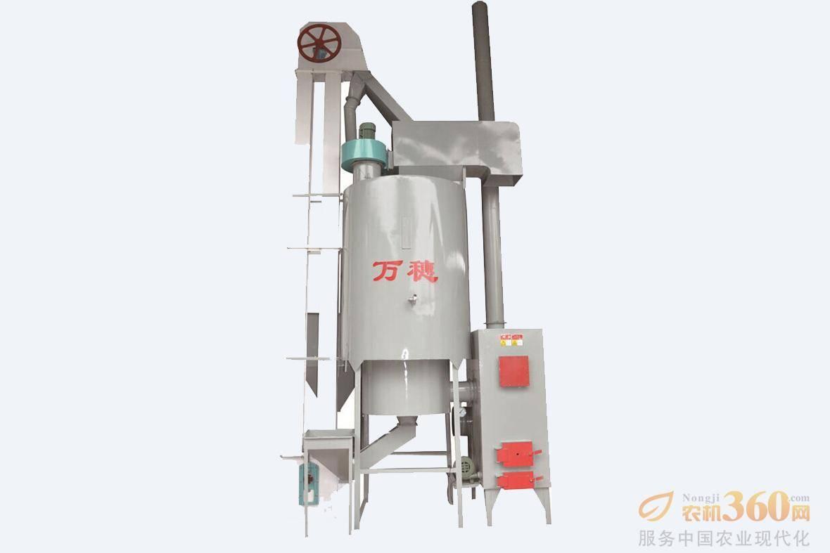 重庆万穗5H-1型粮食、油菜籽烘干机 是目前国内降水幅度最快的低温干燥设备之一。尤其是油菜籽烘干(降水率≥1.9%/h)是国内极少具有低温快速烘干效果的设备。