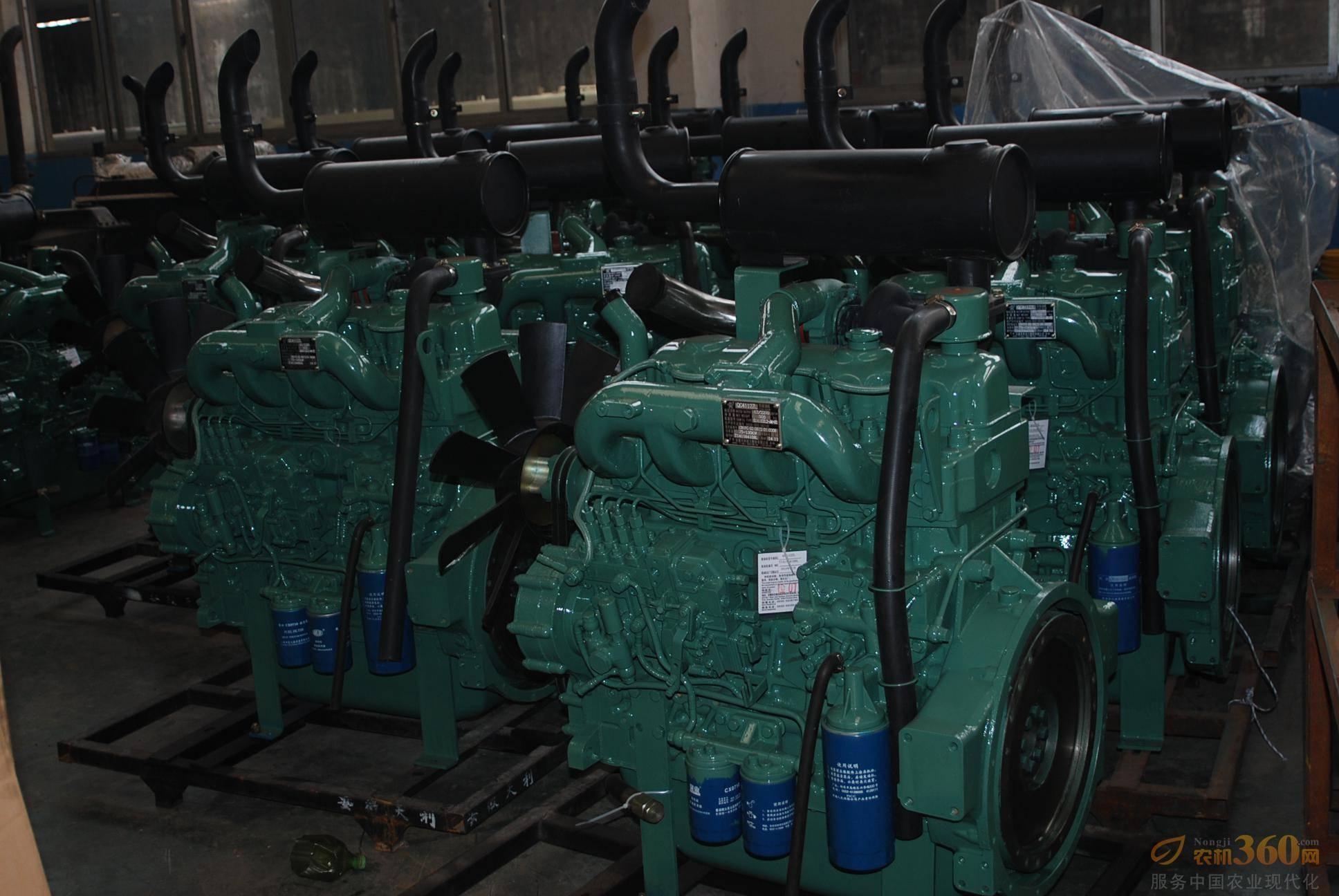 配套103kw-125 kw功率段发动机