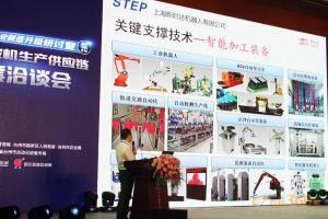 上海新时达机器人有限公司销售总监王哲做自动化、智能制造与机器人分享。