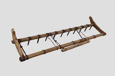 【传统农具】耕地整地工具——耙