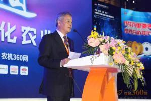 中国农业机械化学会常务副会长马世青担纲嘉宾主持。