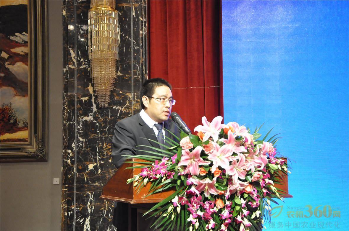农机360网副总裁王凌云详细介绍了本届配洽会的采购需求。