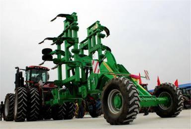 沙湾县从供给侧破解传统农机作业难题