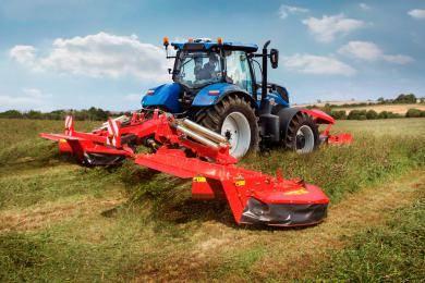 纽荷兰完成对 Kongskilde 农机业务的收购