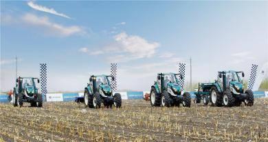 雷沃重工引领中国农机高端制造升级