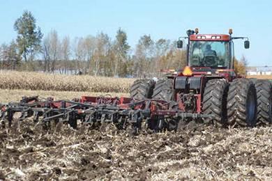 全国农机深松整地作业技术要求