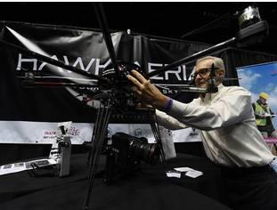 2016第四届中国国际无人机产业展览会十一月上海召开