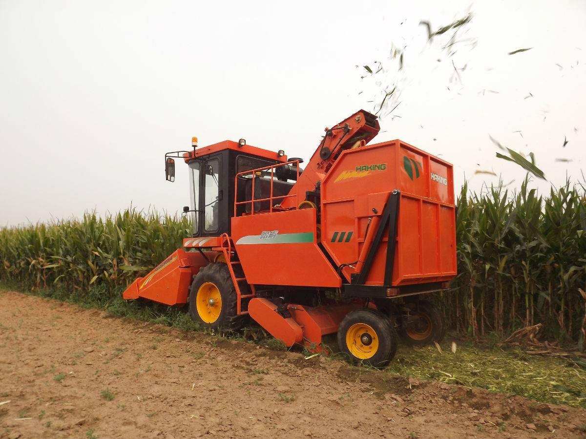 玉米收割机停机检修的好处及保养要点