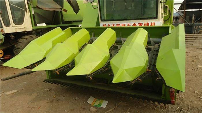 玉米机割台挂不起的原因及处理方法