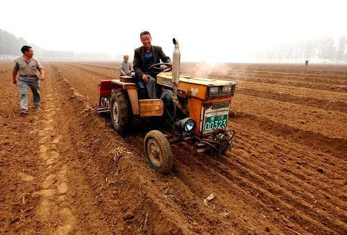 山东省2016年农机补贴资金实施进度(截至8月1日)