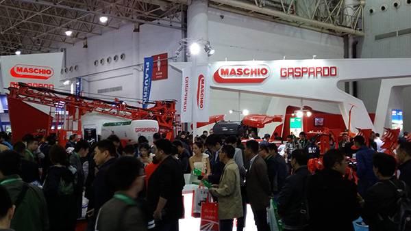 马斯奇奥亮相2016中国国际农业机械展览会1.jpg