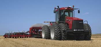 大型轮式拖拉机发动机功率不足原因分析