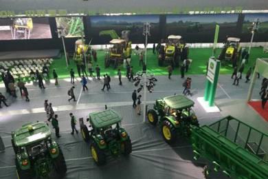 2016中国甘蔗机械化博览会圆满结束