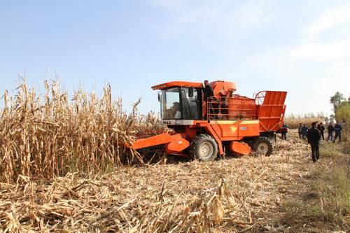 第十二届中国•吉林现代农业机械装备展览会