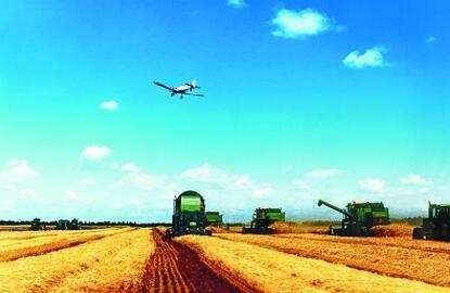 智能农机装备 五大专项促发展