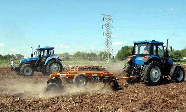 农机行业抓住机遇实现弯道超车