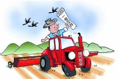 """""""一号文件""""望助力农业供给侧改革 农业机械化或成亮点"""
